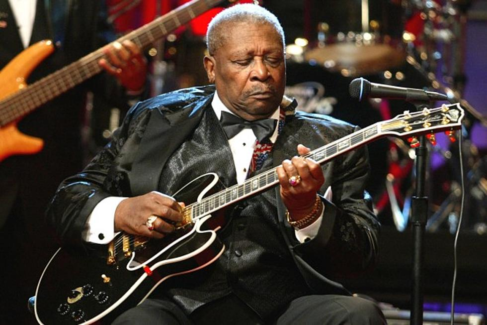14 Easy Licks In The Style Of BB King
